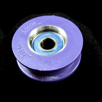 Zephyr Purple Idler Wheel